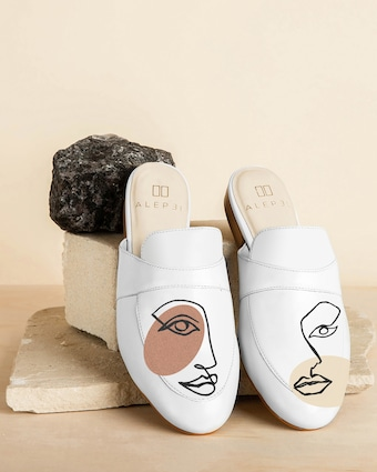 Alepel Twins White Mule 2