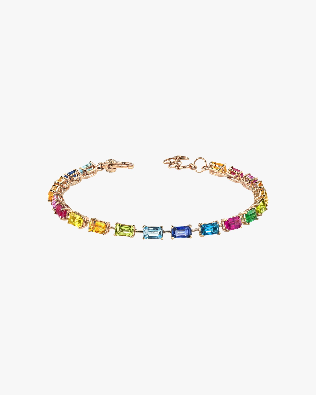 Shay Jewelry Rainbow Tennis Bracelet 0