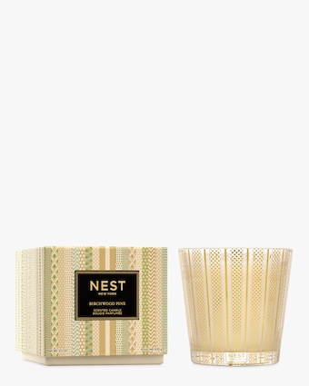 Nest Fragrances Birchwood Pine 3-Wick Candle 21.2 oz 2