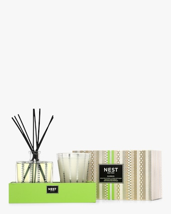 Nest Fragrances Bamboo Candle & Reed Diffuser Gift Set 2
