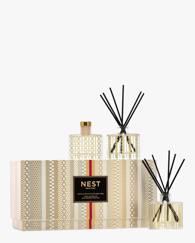 Nest Fragrances Festive Petite Diffuser Gift Set 2