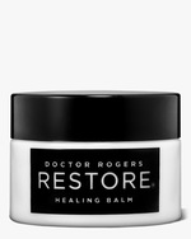 Doctor Rogers Restore Healing Balm Glass Jar 1oz 0