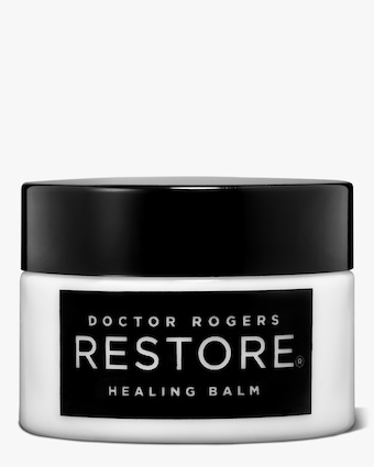 Doctor Rogers Restore Healing Balm Glass Jar 1oz 1
