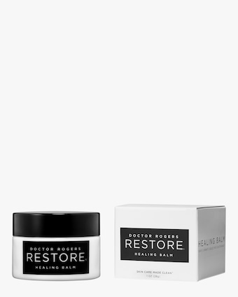 Doctor Rogers Restore Healing Balm Glass Jar 1oz 2