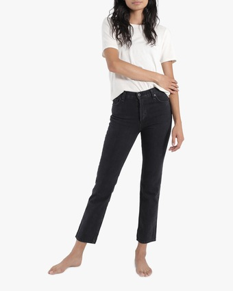 ASKK High-Rise Straight Jeans 1