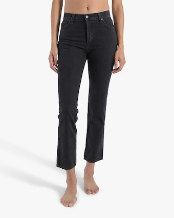 ASKK High-Rise Straight Jeans 2