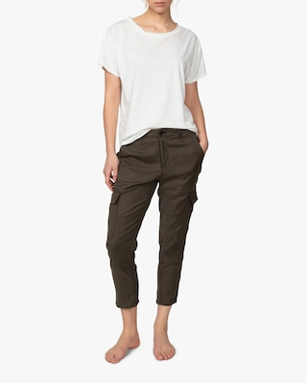 ASKK Cropped Cargo Pants 1
