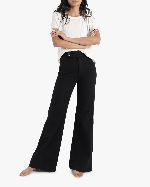 ASKK 70's Wide Leg Jeans 1