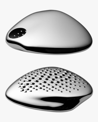 ALESSI Forma Cheese Grater 1