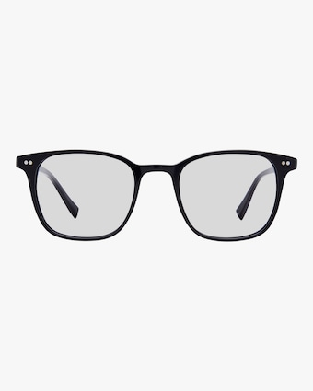 Baxter Blue Clark Square Blue Light Eyeglasses 1