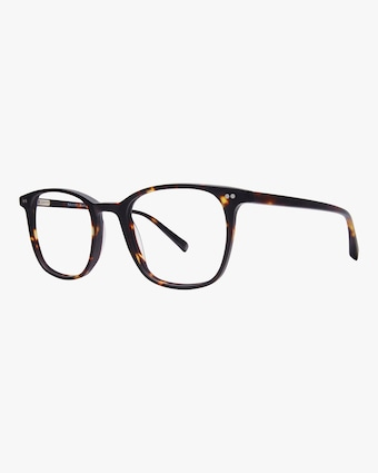Baxter Blue Clark Square Blue Light Eyeglasses 2