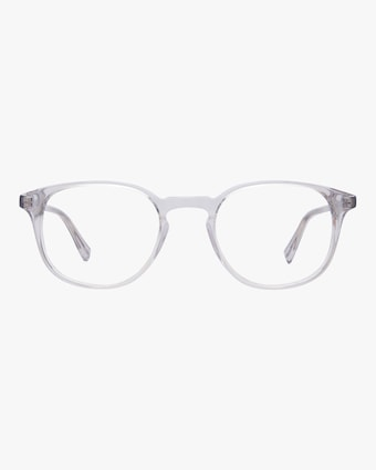 Baxter Blue Lane Round Blue Light Eyeglasses 1