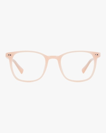 Baxter Blue Finch Square Blue Light Eyeglasses 1