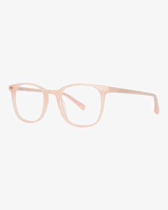 Baxter Blue Finch Square Blue Light Eyeglasses 2