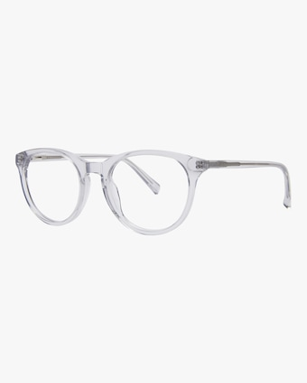 Baxter Blue Lola Round Blue Light Eyeglasses 2