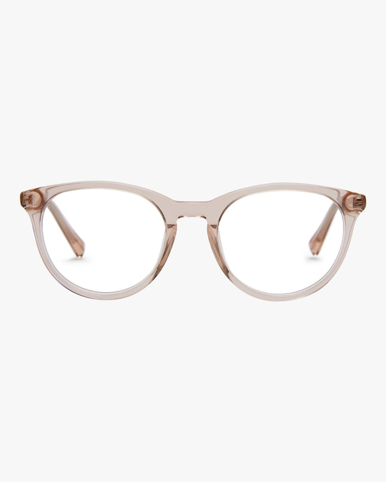 Baxter Blue Lola Round Blue Light Eyeglasses 0