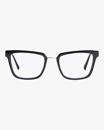 Baxter Blue Chloe Square Blue Light Eyeglasses 1