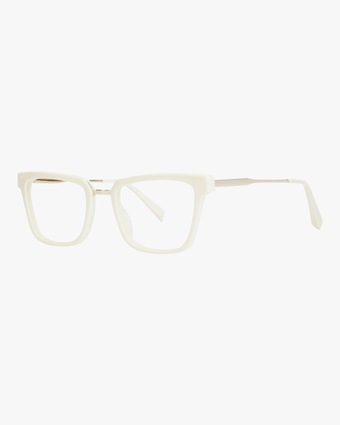Baxter Blue Chloe Square Blue Light Eyeglasses 2