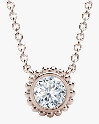 Forevermark The Forevermark Tribute™ Collection Beaded Diamond Necklace 1