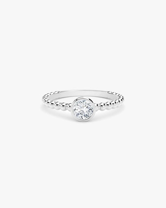 Forevermark The Forevermark Tribute™ Collection Diamond Stackable Ring 1