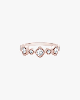 Forevermark The Forevermark Tribute™ Collection Vintage Inspired Ring 1