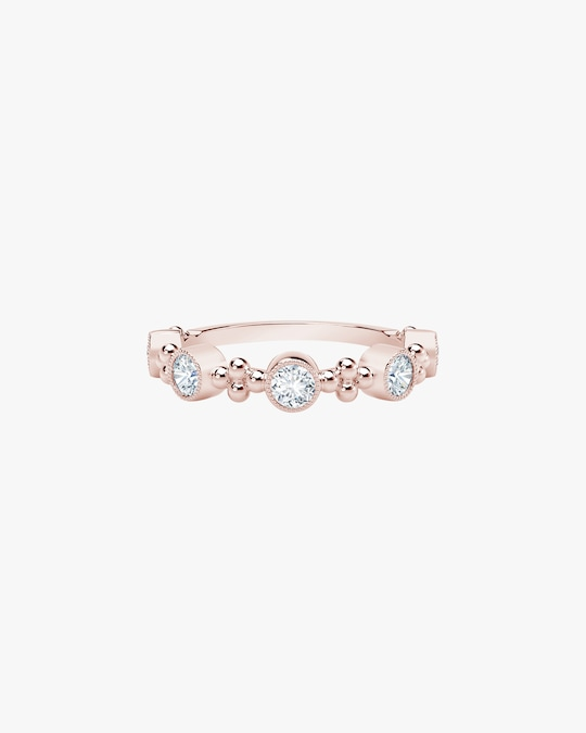 Forevermark The Forevermark Tribute™ Delicate Diamond Ring 0