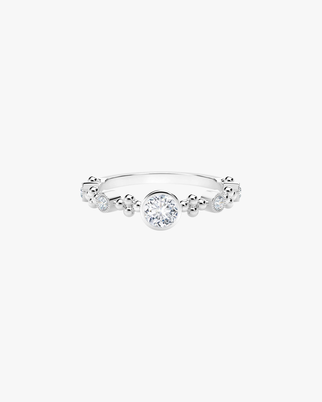 De Beers Forevermark The Forevermark Tribute™Collection Feminine Diamond Ring 1