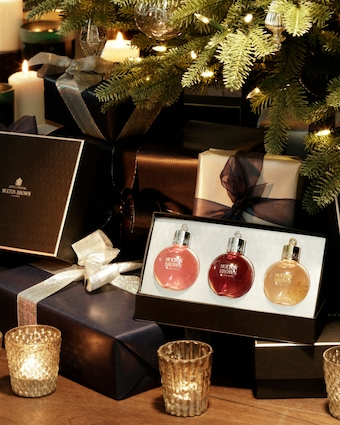 Molton Brown Festive Bauble Gift Set 2
