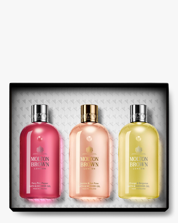 Molton Brown Bathing Trio Floral & Citrus Gift Set 1