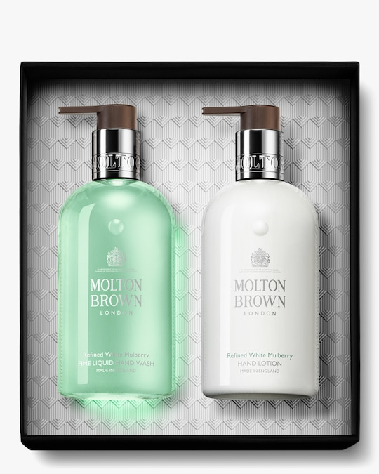 Molton Brown Refined White Mulberry Hand Gift Set 0