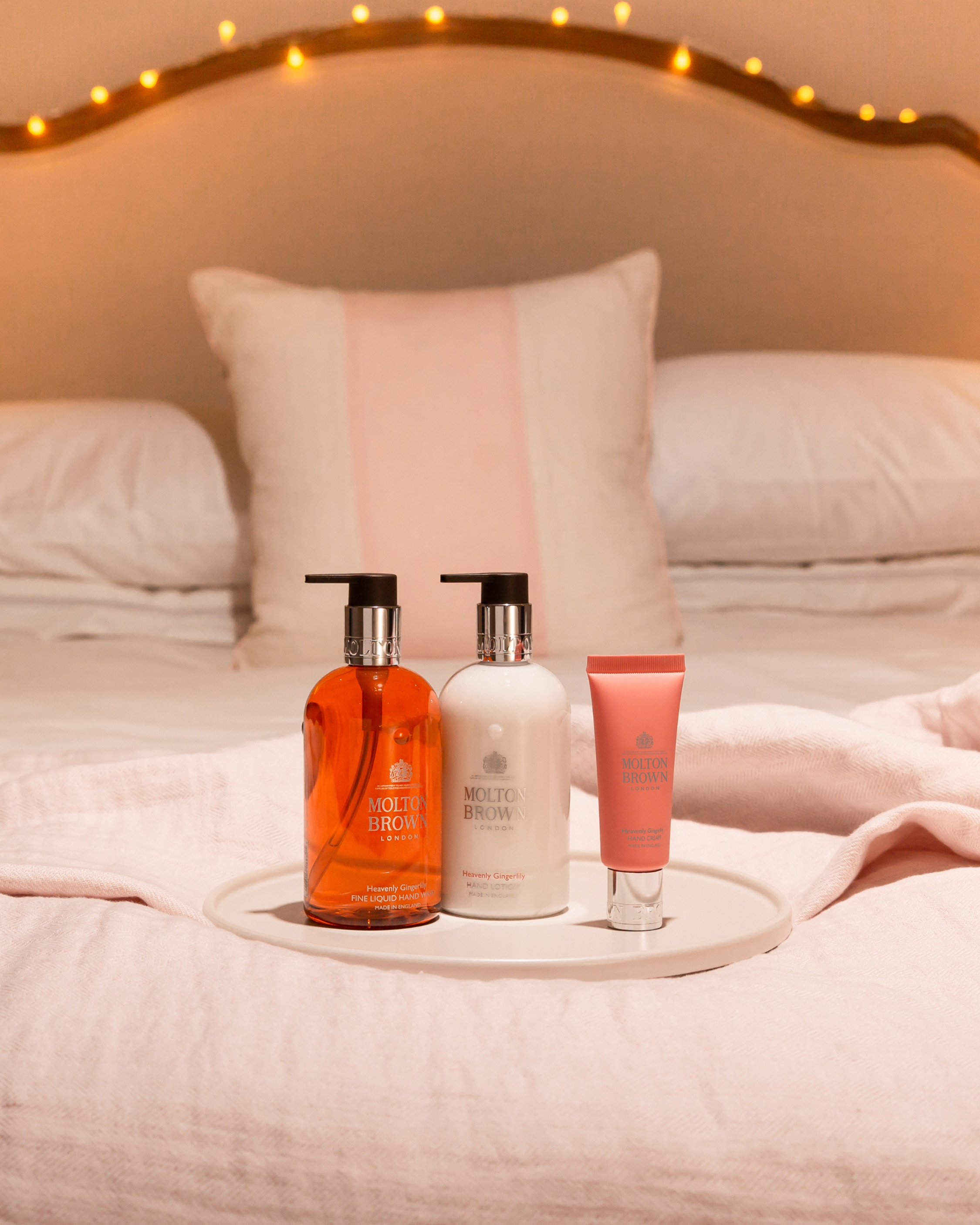 Molton Brown Heavenly Gingerlily Hand Gift Set 2