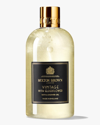 Molton Brown Vintage & Elderflower Body Wash 300ml 1