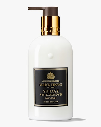 Molton Brown Vintage & Elderflower Body Lotion 300ml 1