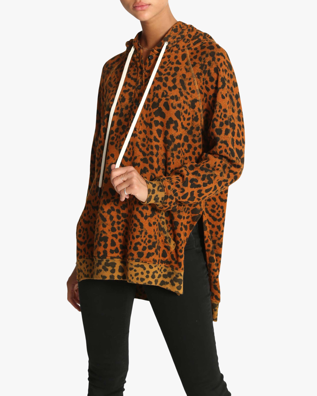 n:philanthropy Dominio Leopard Sweatshirt 1