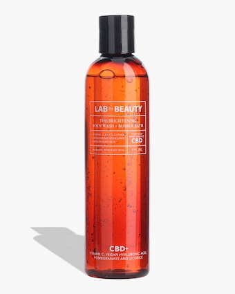 Lab to Beauty The Brightening Body Wash + Bubble Bath 240ml 2