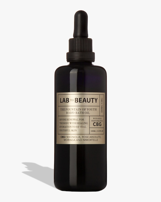 Lab to Beauty The Fountain of Youth Body+Bath Oil 100ml 0