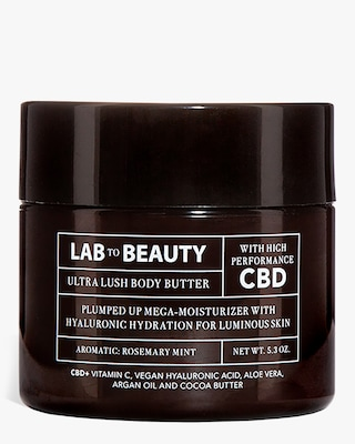 Lab to Beauty The Ultra Lush Body Butter 160ml 2