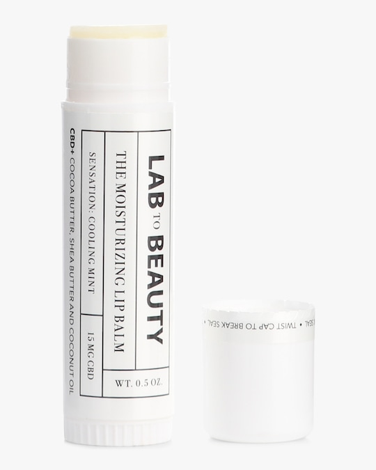 Lab to Beauty The Moisturizing Lip Balm 1