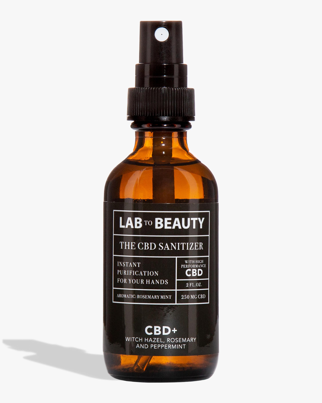 Lab to Beauty The CBD Sanitizer 60ml 2