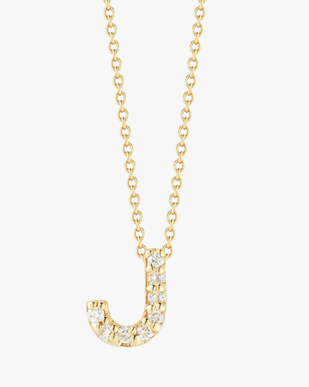 Roberto Coin Diamond Love Letter Pendant Necklace 1