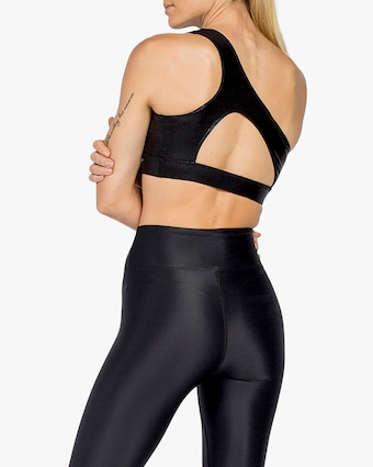 Heroine Sport Cold-Shoulder Bra 2