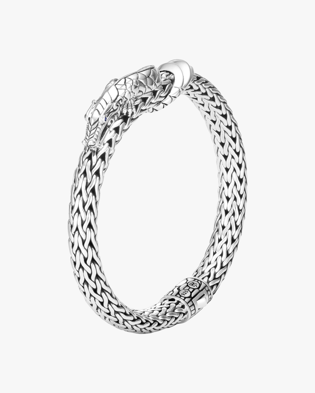 John Hardy Legends Naga Medium Chain Bracelet 0