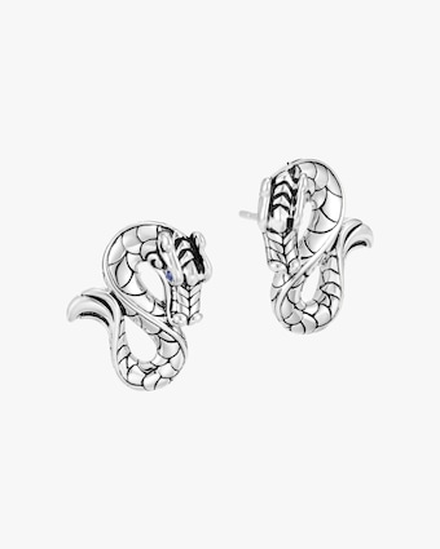 John Hardy Legends Naga Stud Earrings 1