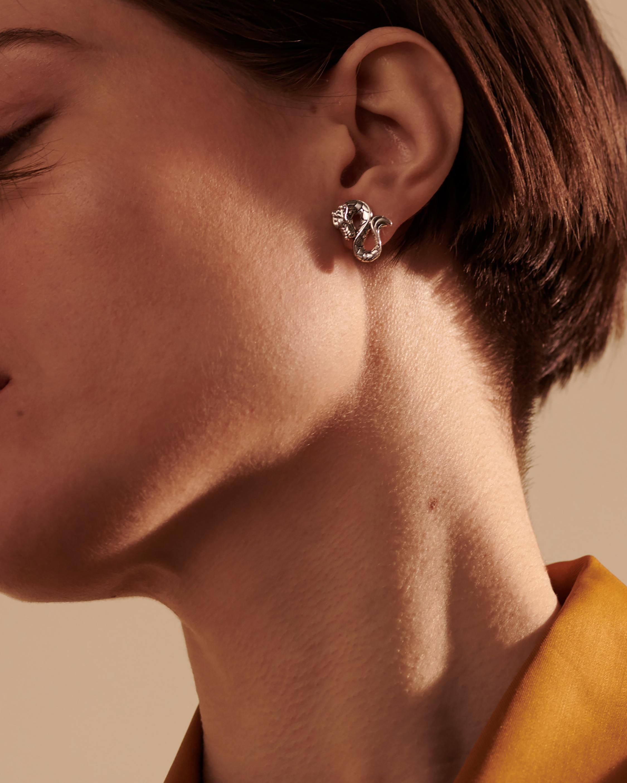 John Hardy Legends Naga Stud Earrings 2