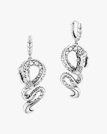 John Hardy Legends Naga Drop Earrings 0