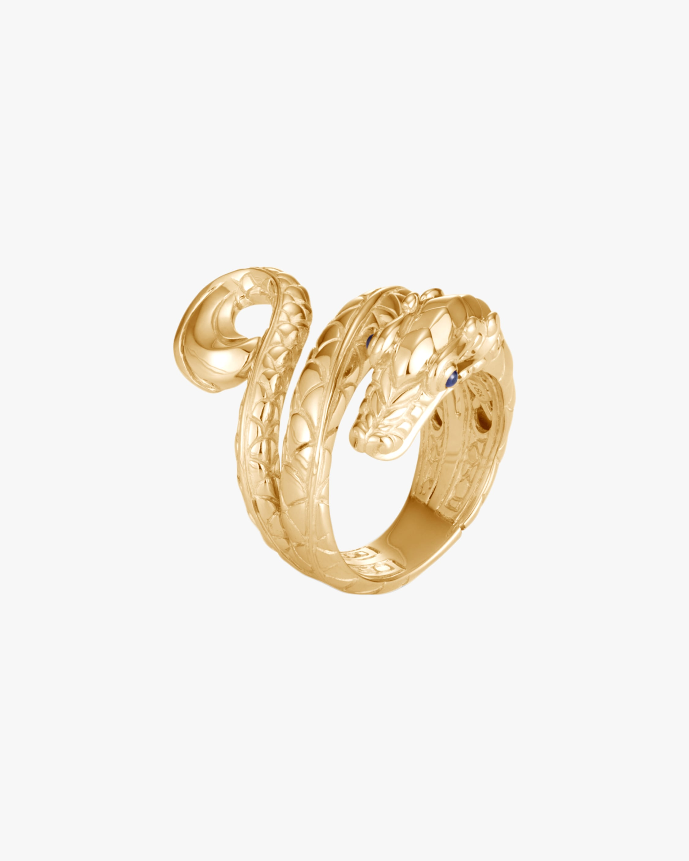 John Hardy Legends Naga 18K Gold Ring 1