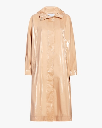 Michelle Waugh Stephanie Dolman-Sleeve Raincoat 1
