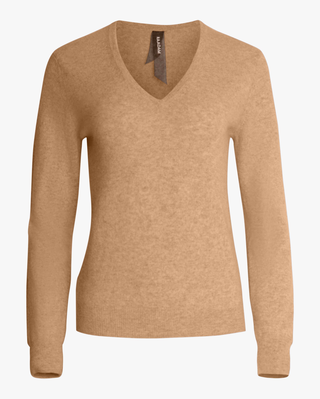 Naadam V Neck Cashmere Pullover 0