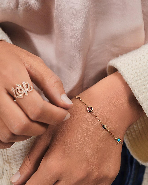 Anzie Cleo Lifesaver™ Station Bracelet 1