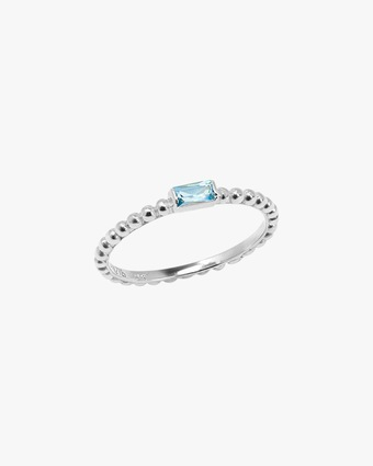 Anzie Swiss Blue Topaz Dew Drop Ring 1